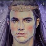 Illustration du profil de Fingolfin