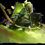 Illustration du profil de kythar